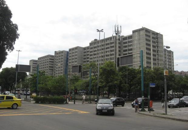 Universidade do Estado do Rio de Janeiro - UERJ (Foto: Wikimedia Commons)