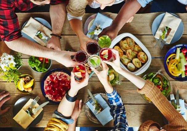 Brunch é a mistura do café da manhã com o almoço (Foto: Thinkstock)