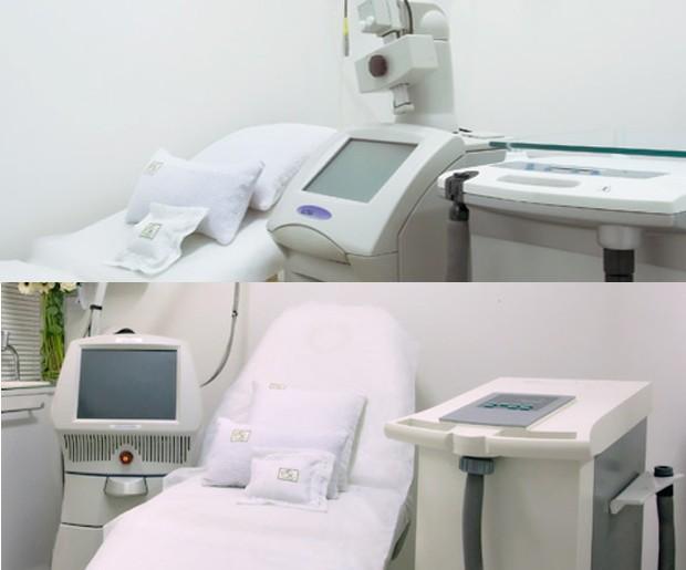 Fraxel e CO² são os principais tratamentos indicados pela dermatologista em consultório (Foto: Divulgação)