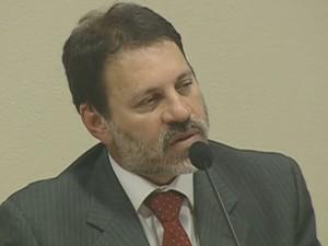 Delúbio Soares (Foto: Reprodução/TV Globo)