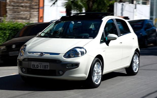 Fiat Punto 2013 (Foto: Flavio Moraes/G1)