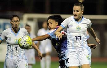 Técnica do São José elogia goleira em empate e promete pressão na volta