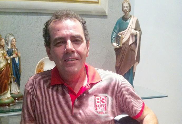 Gilson Morais presidente Guarani-MG Divinópolis MG (Foto: Guarani Esporte Clube/Divulgação)