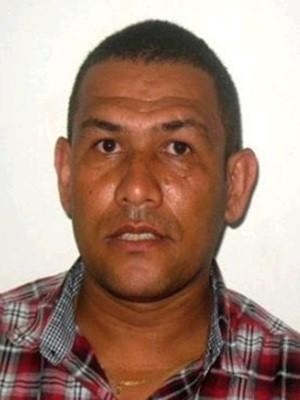 Luis Carlos Costa Gonçalves, suspeito de matar a menina Ana Clara, em Goiânia, Goiás (Foto: Divulgação/Polícia Civil)