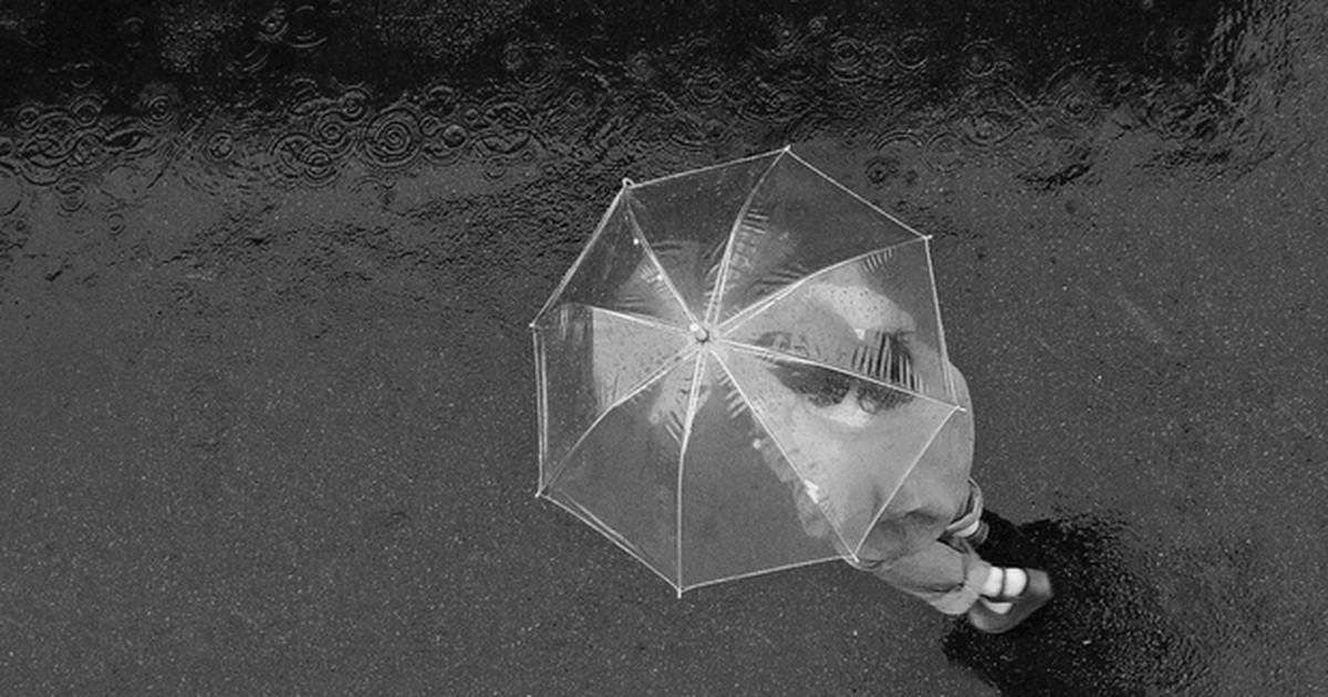 Fotógrafo registra a chuva por 7 anos e monta exposição em ... - Globo.com