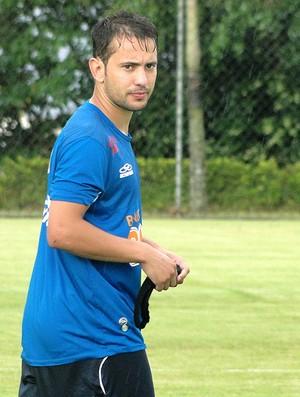 Everton Ribeiro no treino do Cruzeiro (Foto: Tarciso Badaró)