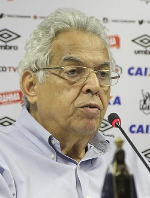 Eurico Miranda Vasco (Foto: Paulo Fernandes / Vasco)