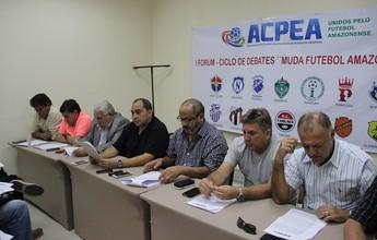 """Manaus FC """"abre porta"""" e outros cinco debandam da Associação de Clubes"""