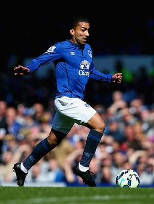 Aaron Lennon Everton (Foto: AFP)