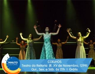 """Espetáculo """"Coelhos"""" (Foto: Divulgação)"""