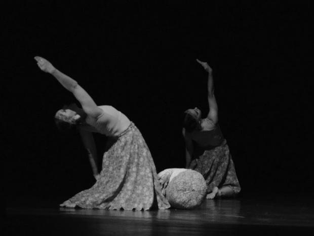 Udesc oferece aulas gratuitas de dança (Foto: Allana Rosa)