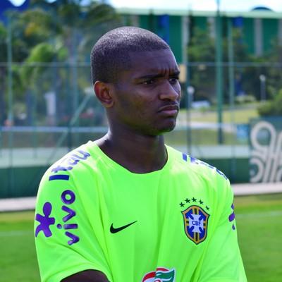 Marlon zagueiro fluminense seleção brasileira sub-20 (Foto: Danilo Sardinha/GloboEsporte.com)