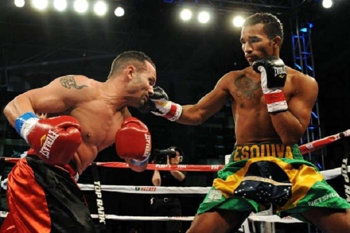 Esquiva Falcão, Brasil, Boxe (Foto: Top Rank)