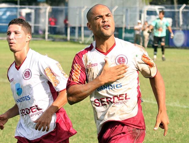 Copa Espírito Santo 2012: Rio Branco-ES x Desportiva Ferroviária (Foto: Simon Dias/Rádio ES)