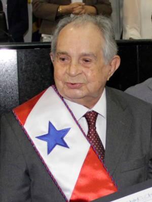 Aurélio do Carmo teve o mandato simbolicamente devolvido em cerimônia realizada em 2013 (Foto: Ozeas Santos / Alepa)