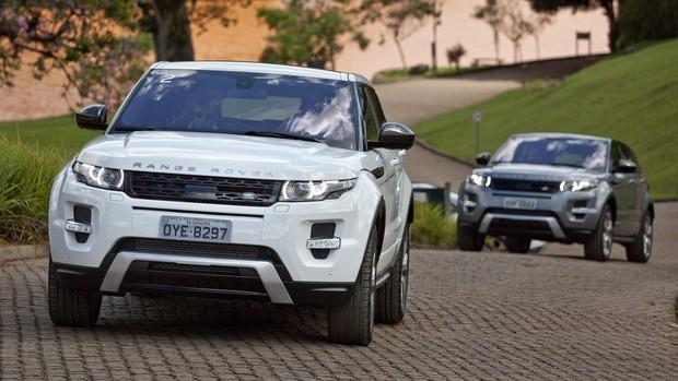 FOTOS: veja o Land Rover Range Rover Evoque 2014