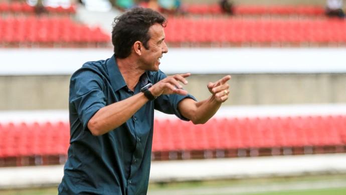 Bilú, técnico do Murici (Foto: Ailton Cruz/Gazeta de Alagoas)