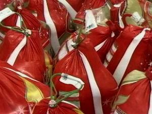 Produtos da ceia de Natal podem ter variação de preço (Foto: Reprodução/RBS TV)