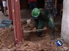 Operação da Polícia Militar combate lava a jatos clandestinos, em Belém