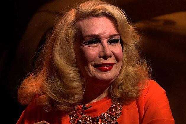 A atriz Rogéria (Foto: Foto: TV Cultura)