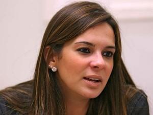 Vereadora Júlia Arruda assumirá chefia da Câmara Municipal de Natal (Foto: Canindé Soares/G1)