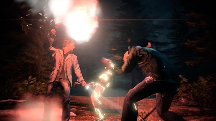Use ou jogue um Flare para espantar os inimigos (Foto: Divulgação)