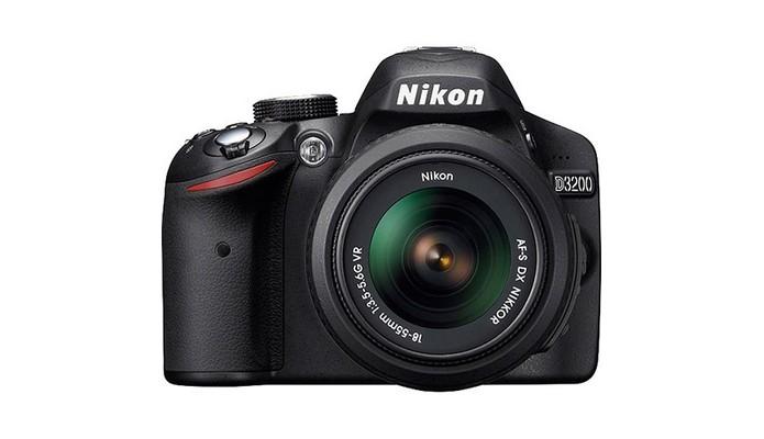 Nikon D3200 (Foto: Divulgação/Nikon)