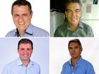 Quatro municípios de Goiás têm apenas um candidato a prefeito