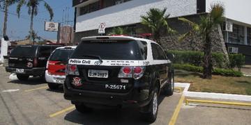 Polícia procura mãe que deixou feto   (João Paulo de Castro / G1)