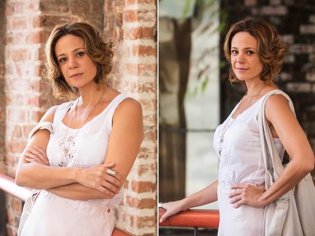 Vanessa se considera bem diferente de suas personagem (Foto: Raphael Dias/Gshow)