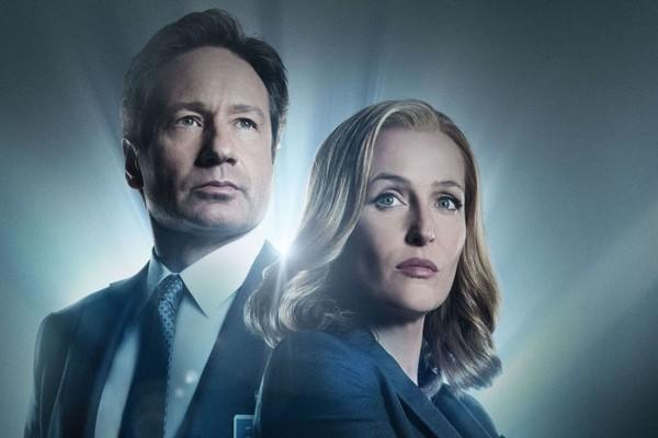 Mulder e Scully retornam para a 11ª temporada da série (Foto: Divulgação)