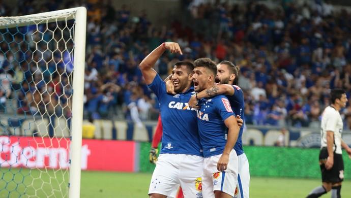 Cruzeiro x Corinthians Copa do Brasil (Foto: Agência Estado)