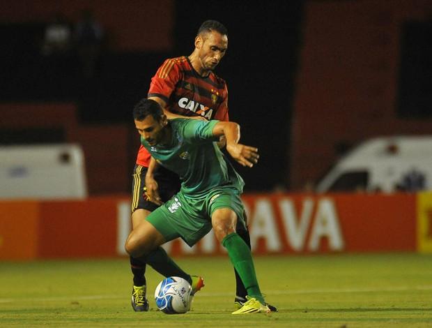 Sport x Coruripe (Foto: Aldo Carneiro / Pernambuco Press)