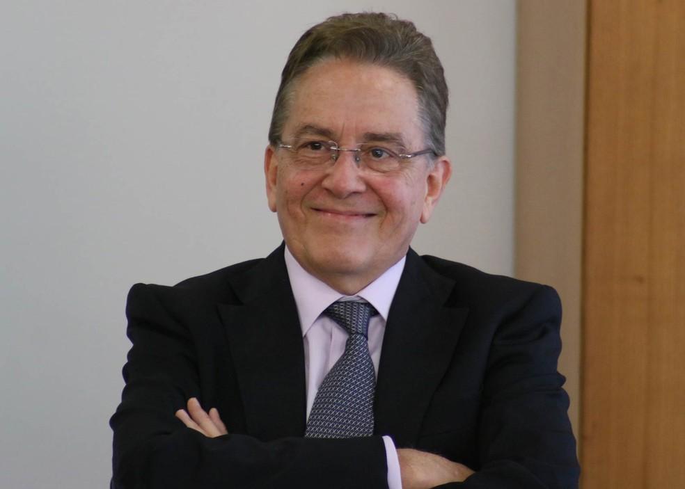 Paulo Rabello de Castro, anunciado como novo presidente do BNDES (Foto: Charles Sholl/Futura Press/Estadão Conteúdo)