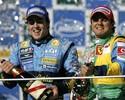 """Macacão """"brasileiro"""" surgiu depois de troca de Schumacher, afirma Massa"""
