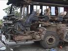 Motorista de ônibus vai ser ouvido após receber alta de hospital em MG