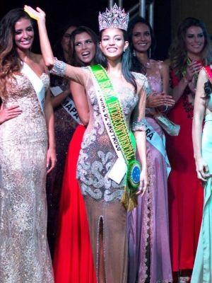 Jovem irá representar o Brasil em concurso internacional (Foto: Arquivo Pessoal/Sabrina Sancler)