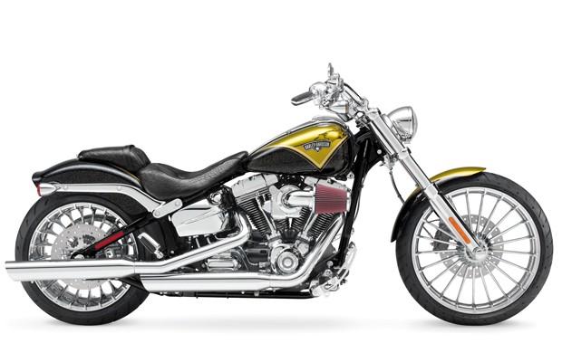 Harley-Davidson CVO Breakout (Foto: Divulgação)