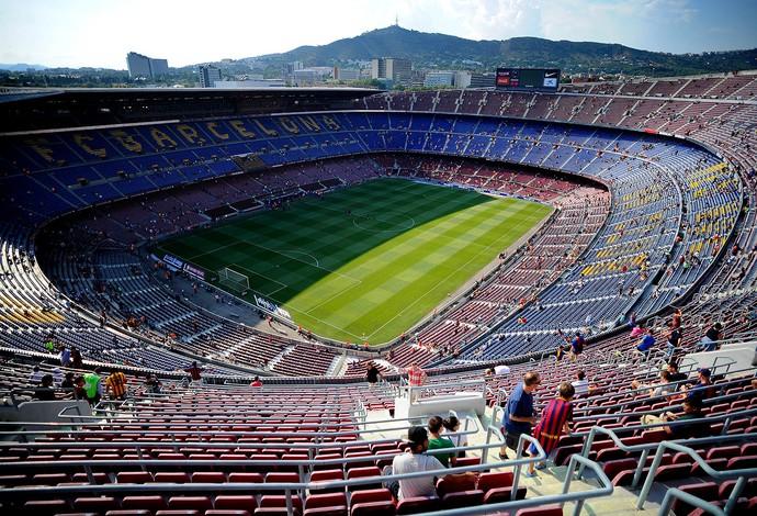 Novo estádio do Barça será coberto e terá capacidade para 105 mil ... 14d60cd1bfca1