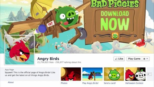 Angry Birds (Foto: reprodução / internet)