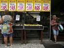 Inflação começa 2016 em alta e acelera para 1,27% em janeiro, diz IBGE (REUTERS/Pilar Olivares)