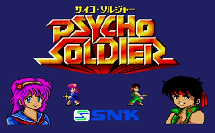 Algumas curiosidades de the king of fighters Psycho-soldier