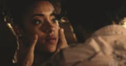'Velho Chico': Miguel e Sophie têm noite quente, e Olívia flagra  (TV Globo)