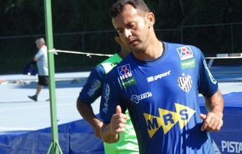 Fabrício Soares aposta em defesa sólida para bater Portuguesa em casa