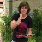 Rafael Vitti ouve dicas para curar dor de cotovelo (Vídeo Show / Gshow)
