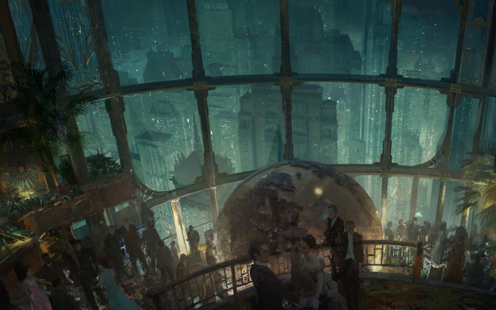 Histórias dos jogos foram inspiradas por distopias, como Revolução dos Bichos, de George Orwell (Foto: Divulgação/Take Two)