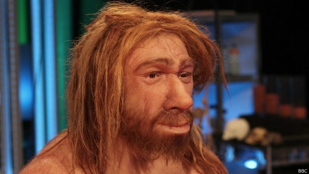 Gene encontrado em populações da América Latina herdado de Neandertais eleva risco de diabetes. (Foto: BBC)