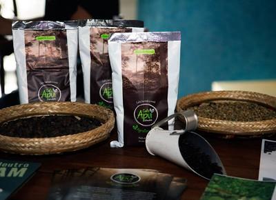 apui-cafe-agroflorestal-embalagem (Foto: Idesam)