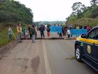 Indígenas bloqueiam rodovias em protestos no interior do RS