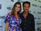 Luciano Huck e outros famosos vão à pré-estreia do filme 'Heleno' no Rio